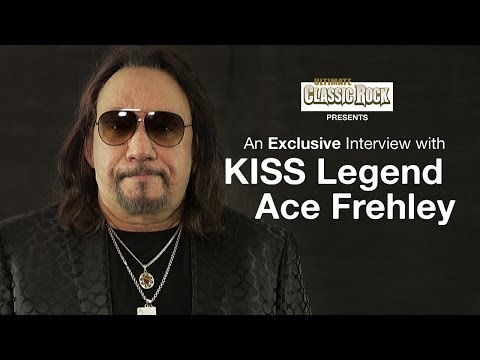 Kiss Legend Ace Frehley Talks Rock And Roll Hall Of Fame Ceremony [Exclusive Interview]