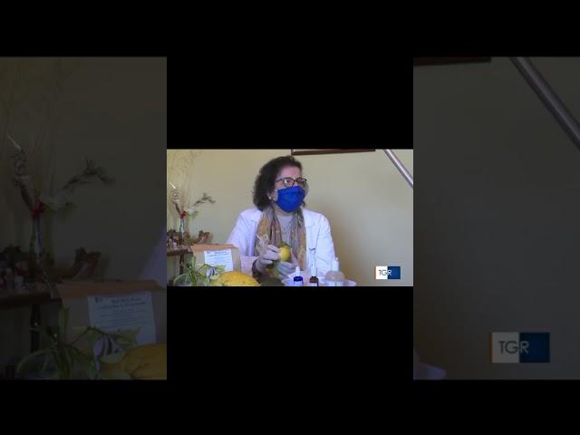 RAITRE - Olii essenziali di Bergamotto e vie respiratorie