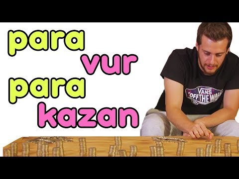 Para Vur Para Kazan - 1000 Liralık Bozuk Para Oyunu
