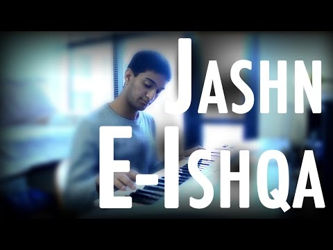 Jashn E Ishqa (Gunday) - Piano Cover