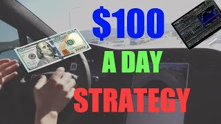 Make $100 A Day Trading Stocks & Options – Stock Trading For Beginners