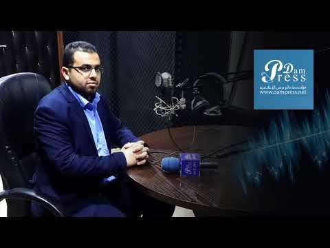 دام برس : لقاء مع السيد عدنان قفلة مسؤول العلاقات الخارجية للمكتب التنفيذي لأنصار الله في اليمن