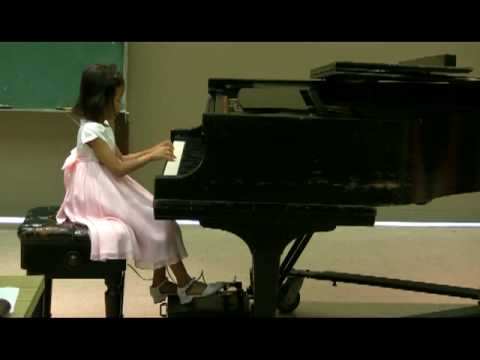 Sophie Nguyen, Hawaii Music Teachers Association Competition 2009