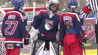 Goalie Saves - Wigston Conference - 2017 - Brick Invitational Hockey Tournament
