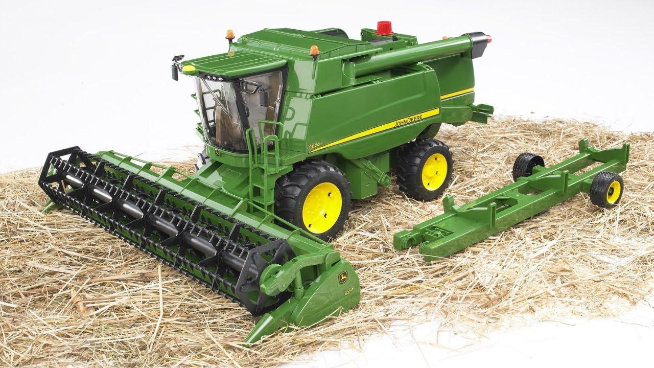 Deere John Boys Harvester