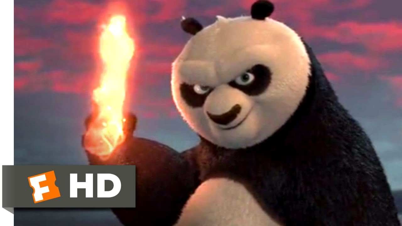Download Kung Fu Panda 2 (2011) - Skadoosh Scene (9/10) | Movieclips