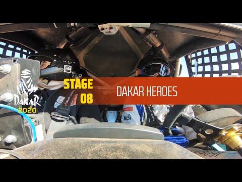 Dakar 2020 - Stage 8 - Dakar Heroes