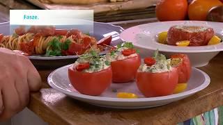 Letnie przepisy z pomidorami w roli głównej [Dzień Dobry TVN]
