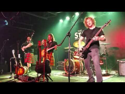 Mudmen - Long Way To The Top live AC/DC cover Sarnia 3-11-2016