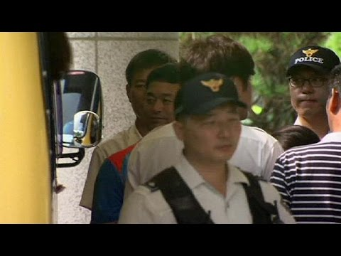 Students give evidence in South Korea ferry disaster trial