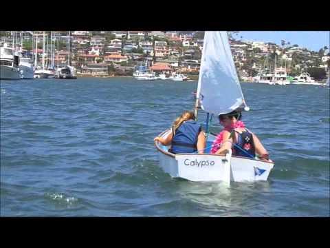 Southwestern Yacht Club InterGalatic Sabot Regatta 2012