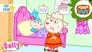Dolly and friends New Cartoon For Kids | Polly can't sleep | Season 2 Episode #182 Full HD
