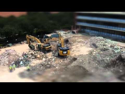 Trinity University - CSI Phase 4 Construction