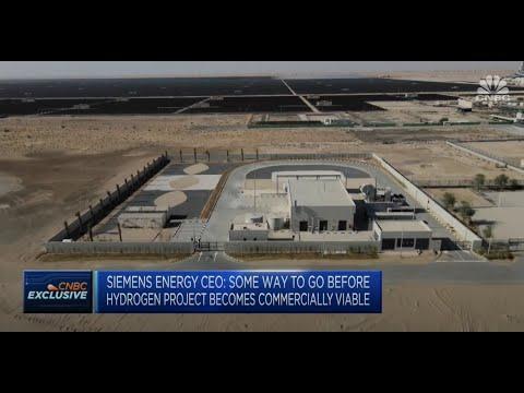 UAE launches region first Green Hydrogen plant