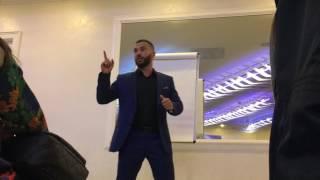 Демид Резин. Мастер класс по бизнесу NL. СПб 1.03.2017