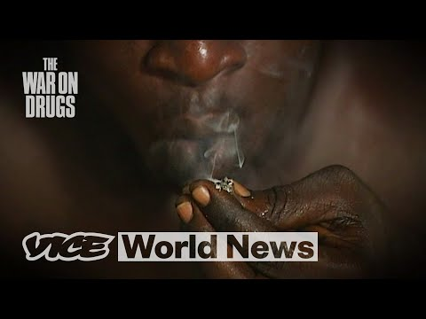 Cartels Are Trafficking Drugs Through West Africa | The War on Drugs