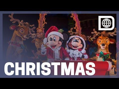 Candlelight Processional 2017 Celebrity Narrator & Disney Legend Kurt Russell (Multi-Angle) - Epcot