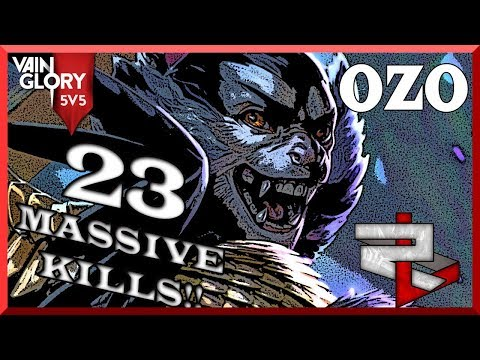 4.0 Vainglory 5v5 Ranked: Wp Ozo: Best Ozo NA? I'M BROKEN WITH OZO!!