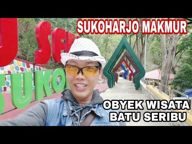 Objek Wisata Batu Seribu Sukoharjo Youtube