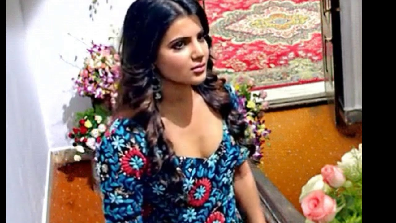 Download Samantha in son of Satya Murthy Movie ll Anasuya Samantha