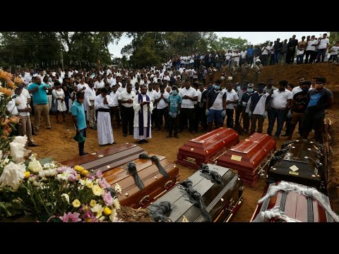 Death toll from Sri Lanka Easter bombings rises to 359