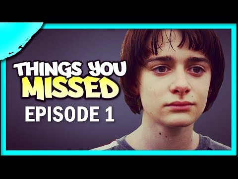 Things You Missed in Stranger Things Season 3 Episode 1