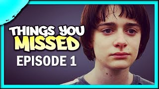 Things You Missed | Stranger Things Season 3 Episode 1 Explained