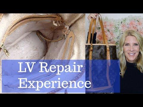 Louis Vuitton Bag Make Over