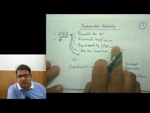 Revise Entire Indian Partnership Act,1932 (M. Law/CA CPT) Part 2 by CA. Harish Miglani