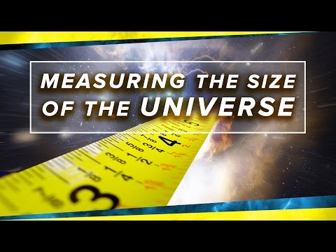 How Do You Measure the Size of the Universe? | Space Time | PBS Digital Studios