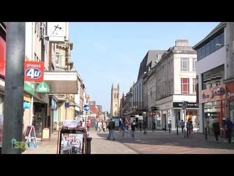 iSPI TV - Shopping in Bolton
