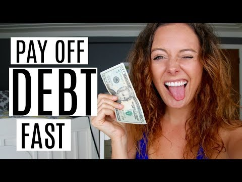 HOW TO PAY OFF DEBT | minimalist money saving day 3