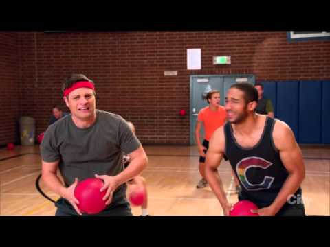 gay dodgeball #2 - The Real O'Neals (tv series)