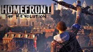 Homefront: The Revolution (Multiplayer) - No Context Gameplay!
