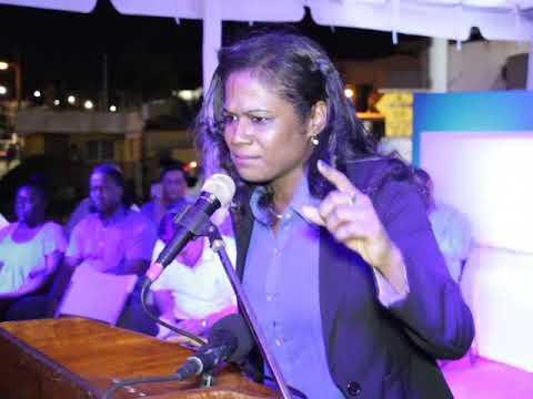 "P.U.P. Names Belize City Slate, Hope for ""Re-Birth"""