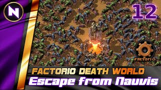 Factorio DeathWorld #12 SUDDDENLY PETROLEUM | Lets Play
