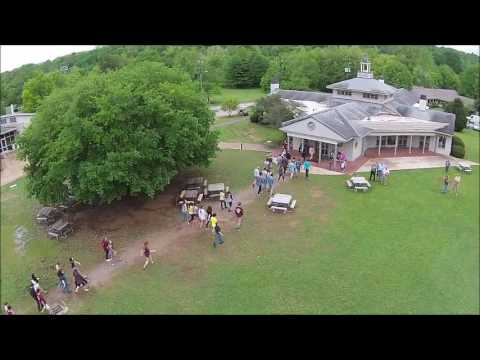 Indian Springs School Alumni Day 2015   Drone video & ISS 1999 joint choir
