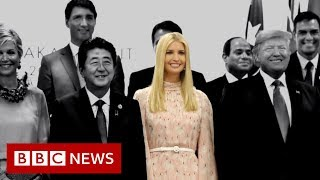 What exactly is the role of Ivanka Trump? - BBC News