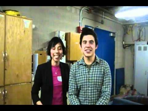 Erika with David Archuleta