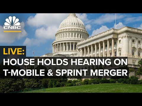 LIVE: Congress Holds Hearing on T-Mobile and Sprint Merger – Feb. 13, 2019