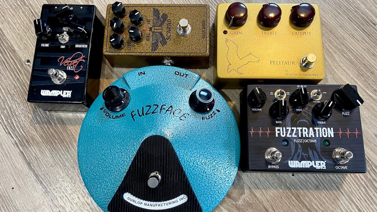 Do Fuzz Pedals sound better in a clean or dirty amp?