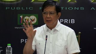 Lacson: Duterte's 'power nap' a 'flimsy excuse' in skipping Asean events
