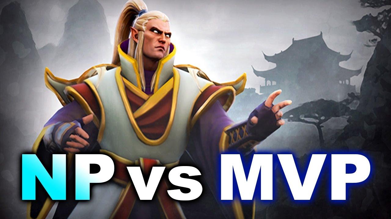 Team NP Vs MVP Boston Major Dota 2 YouTube