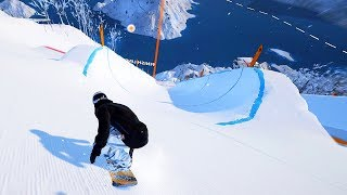 STEEP: Road to the Olympics Gameplay (New DLC Expansion)