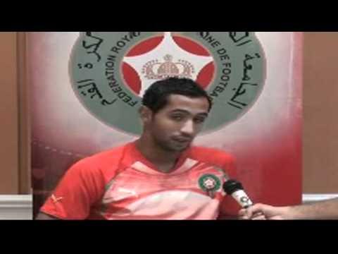 Mehdi Benatia  Interview (FR)