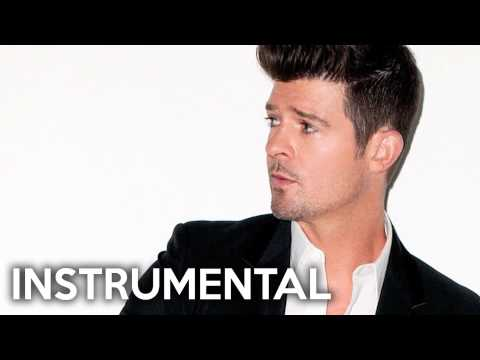 Robin Thicke - Get Her Back (Instrumental...