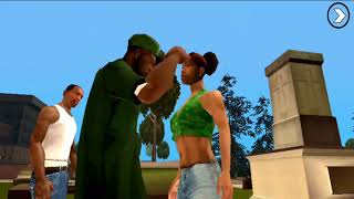 GTA San reas Big Smoke, Sweet  Kendl