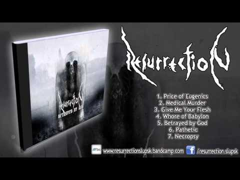 Resurrection - Betrayed by God (FULL ALBUM STREAM 2016/HD)
