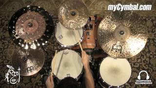 "Meinl 12"" Extra Dry Splash Cymbal - 362g (B12EDS-1100215L)"