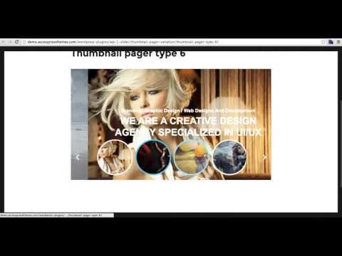 Best Free WordPress Slider - WP1Slider